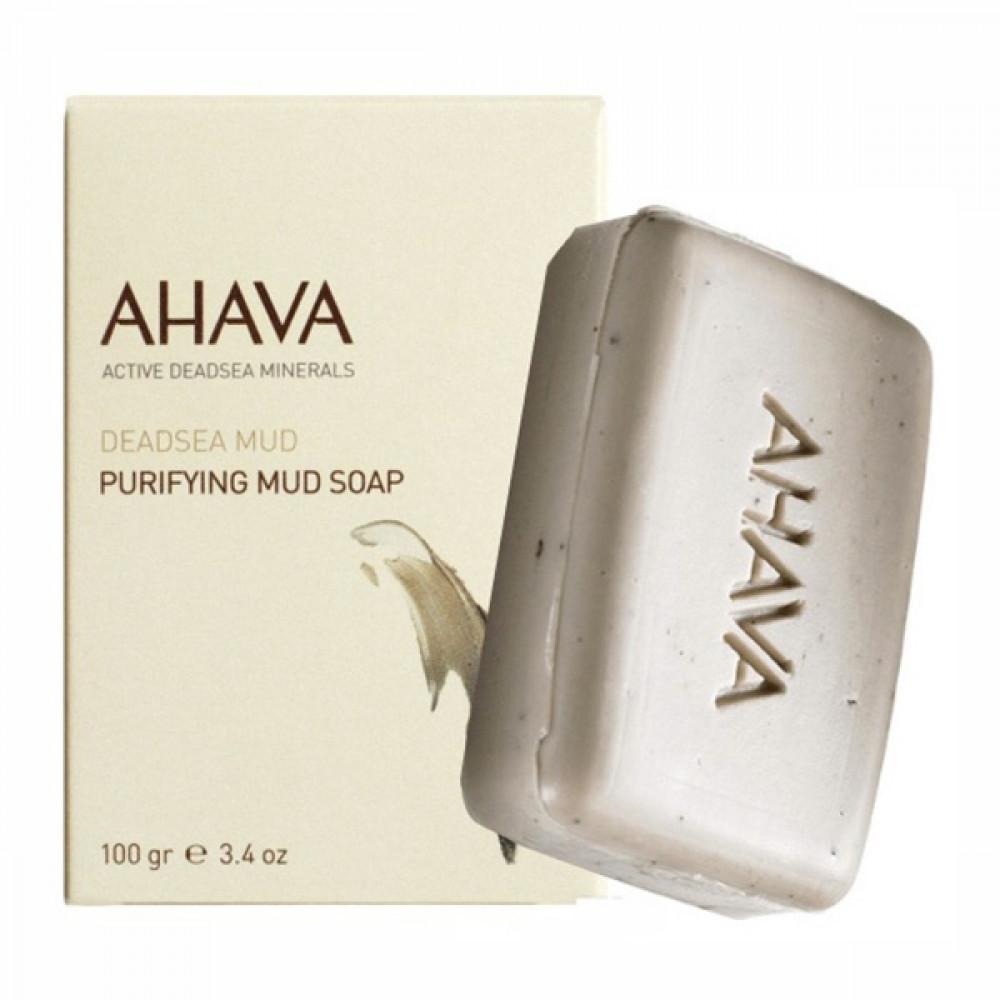 Мыло для тела на основе грязи Мертвого моря Ahava 100 гр