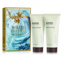 Подарочный набор Ahava Water для рук и ног 100мл + 100мл
