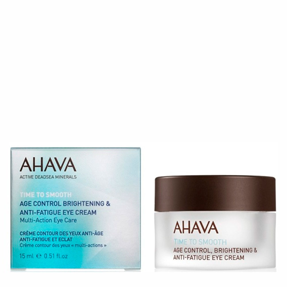 Крем для век Ahava Time To Smooth