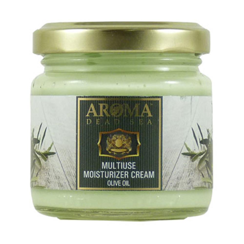 Универсальный крем для тела Оливковое масло Aroma DS 110 мл