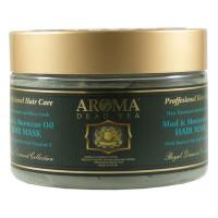 Грязевая маска для волос с оливковым маслом Aroma DS 600 мл
