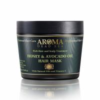 Маска для волос с медом и маслом авокадо Aroma DS 500 мл