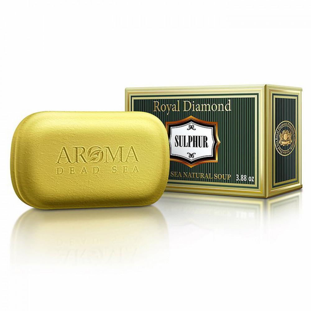 Серное мыло Aroma DS 125 гр