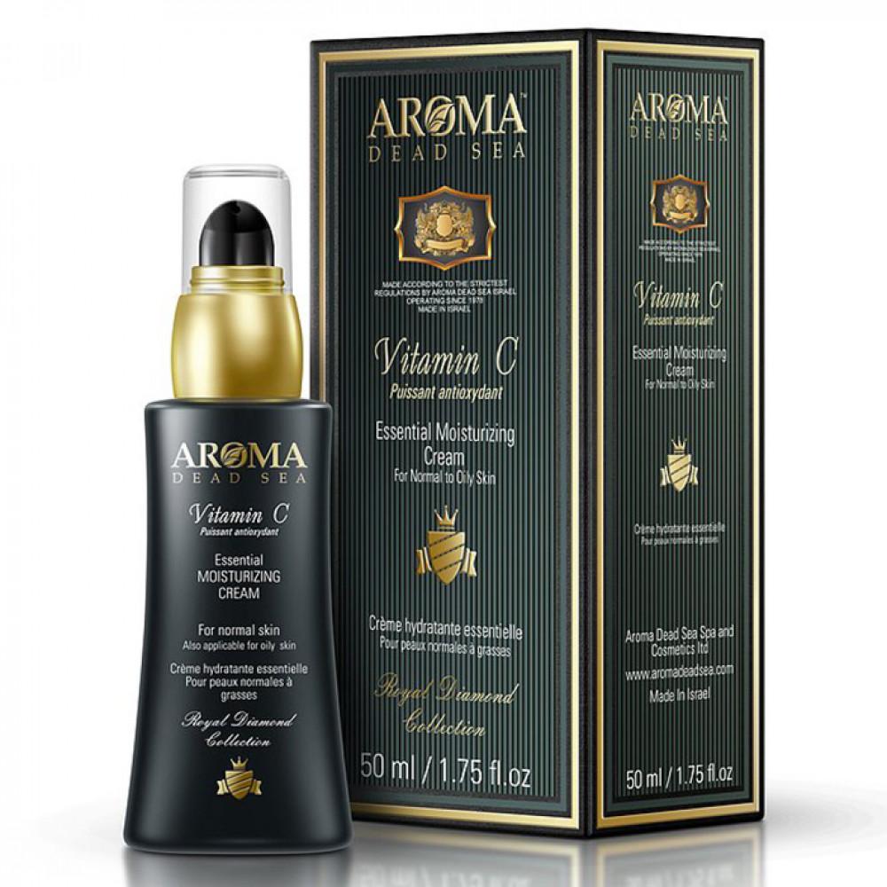 Увлажняющий дневной крем с витамином С Aroma DS 50 мл