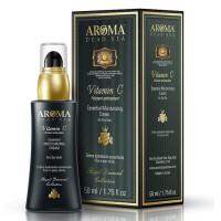 Увлажняющий крем для сухой кожи с витамином C Aroma DS 50 мл