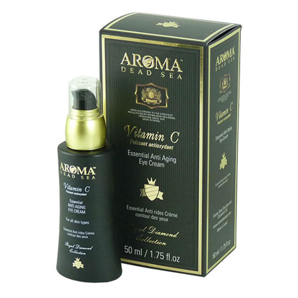 Крем для век с витамином C Aroma DS 50 мл