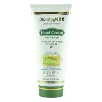 Крем для рук с oливковым маслом Beauty Life 180 мл