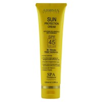Солнцезащитный крем SPF 45 Aroma DS 100 мл