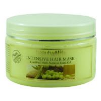 Восстанавливающая маска для волос с оливковым маслом Beauty Life 250 мл