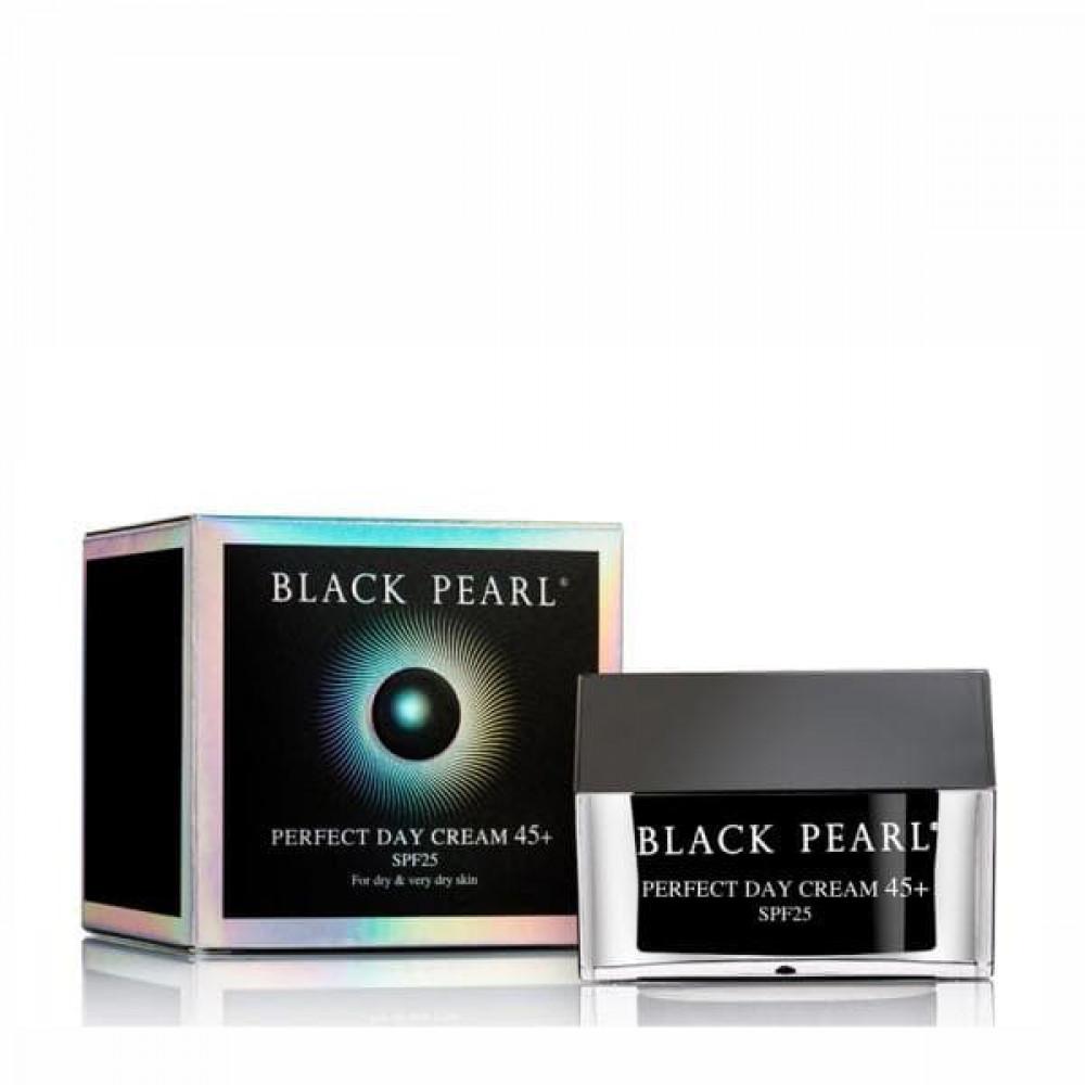 Крем дневной Омолаживающий SPF 25 Black Pearl от Sea of Spa