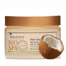 Масло-скраб для тела Bio Spa кокос от Sea of Spa