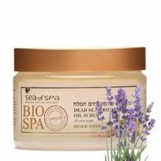 Масло-скраб для тела Bio Spa лаванда от Sea of Spa