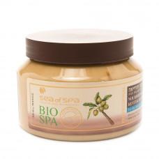 Маска для волос с маслом Арганы и Ши Bio Spa от Sea of Spa
