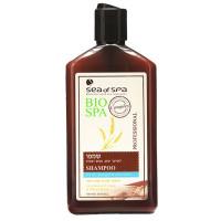 Шампунь для  волос с маслом Арганы и ростками пшеницы Bio Spa
