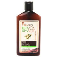 Шампунь для волос с маслом Жожоба и Оливы Bio Spa