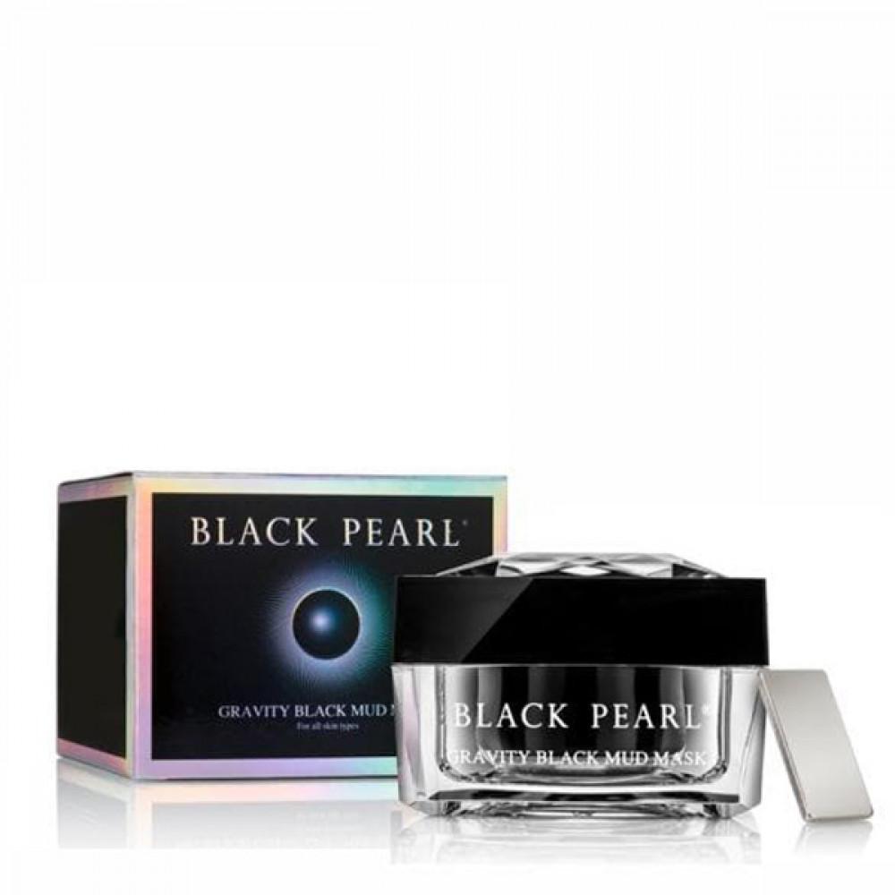 Магнитная грязевая маска Black Pearl от Sea of Spa