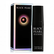 Омолаживающий крем для глаз с гиалуроновой кислотой Black Pearl от Sea of Spa