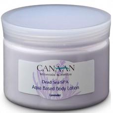 """Лосьон """"Лаванда"""" на водной основе для тела Canaan 300 ml"""