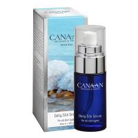 Ежедневная шелковая сыворотка для лица Canaan Silver 30 ml