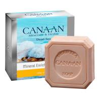 Насыщенное минеральное мыло Canaan Silver 100 гр