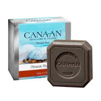 Грязевое минеральное мыло Canaan Silver 100 гр
