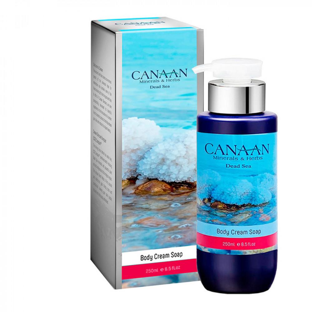 Крем-мыло для тела Canaan Silver 250 ml