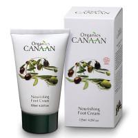 Питательный крем для ног Canaan Organics 125 мл