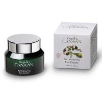 Омолаживающий и укрепляющий крем для глаз Canaan Organics 30 ml