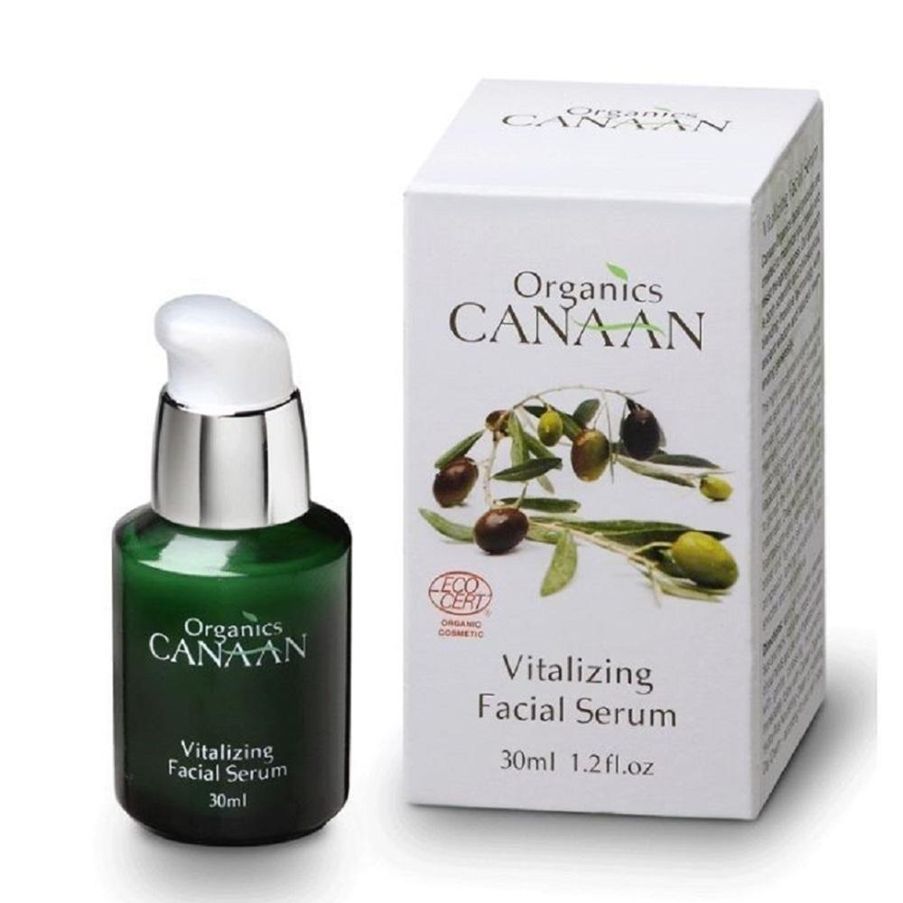 Витаминизированная сыворотка для лица 30 мл Canaan Organics