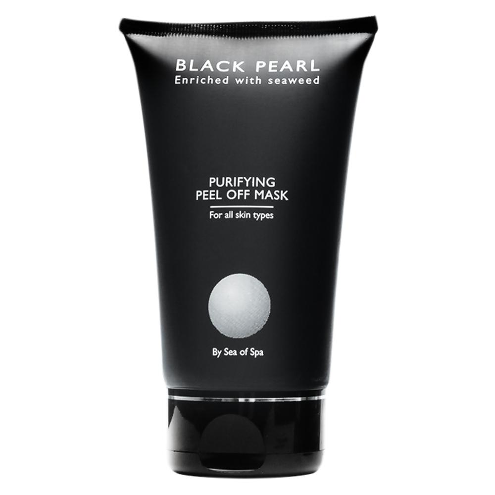 Маска-пленка очищающая для лица Black Pearl от Sea of Spa