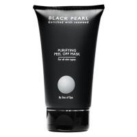 Маска пленка очищающая для лица Black Pearl