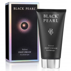 Крем для ног бархатный Black Pearl