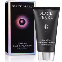 Крем жемчужный питательный для кожи рук и ногтей Black Pearl