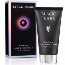 Крем жемчужный питательный для кожи рук и ногтей Black Pearl от Sea of Spa