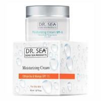 Увлажняющий крем Dr. Sea для лица с маслами облепихи и манго для сухой кожи 50 мл