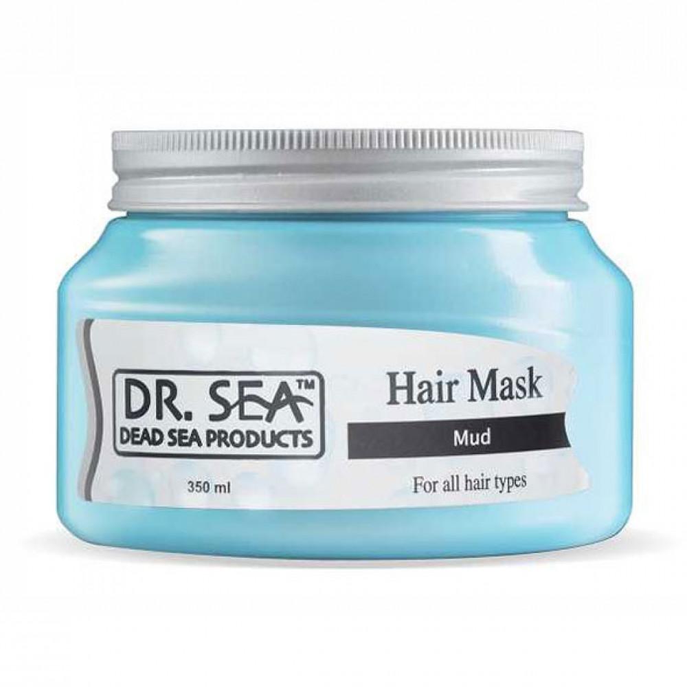 Грязевая маска Dr. Sea для укрепления волос и кожи головы 350 мл