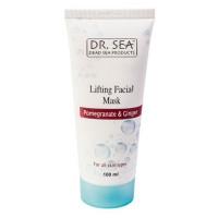 Лифтинг-маска для лица с гранатом и имбирем Dr.Sea