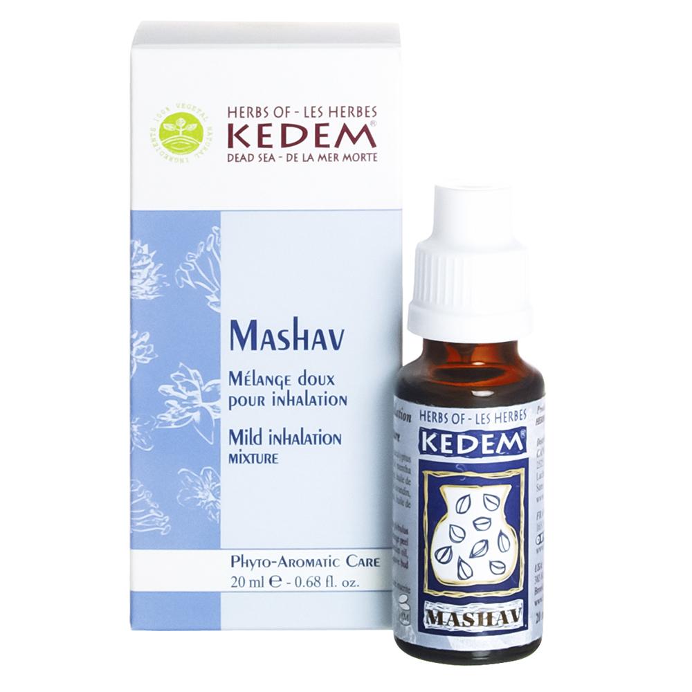 Смесь эфирных масел при заложенности носа Kedem Mashav