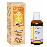 Очищающее масло для проблемной кожи от акне Kedem Nimit