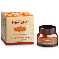 Питательный ночной крем для нормальной и сухой кожи Mogador 50 мл