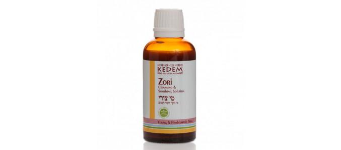 Косметика Herbs of Kedem для проблемной кожи