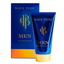 Смягчающий гель-шампунь Black Pearl MEN перед бритьем 150ml