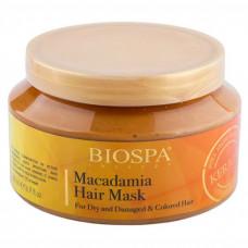 Маска для волос Sea of Spa с кератином и маслом макадамии 400 мл