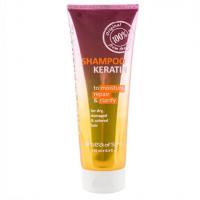 Профессиональный шампунь Sea of Spa для окрашенных волос с кератином 250 мл
