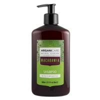 Шампунь для волос с маслом Макадамии Arganicare