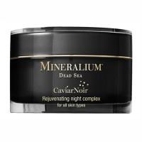 Омолаживающий ночной комплекс Минералиум Черная икра Caviar Noir