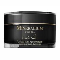 Увлажняющий омолаживающий крем Минералиум Черная икра Caviar Noir