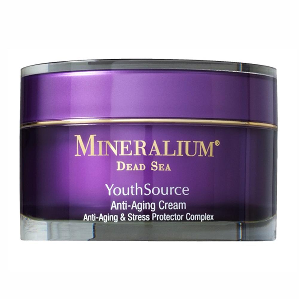 Купить Крем против старения кожи лица Mineralium