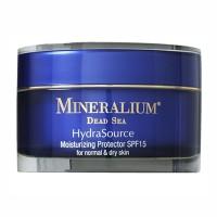 Увлажняющий крем SPF15 для нормальной и сухой кожи Mineralium