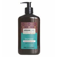 Шампунь для сухих и поврежденных волос Arganicare